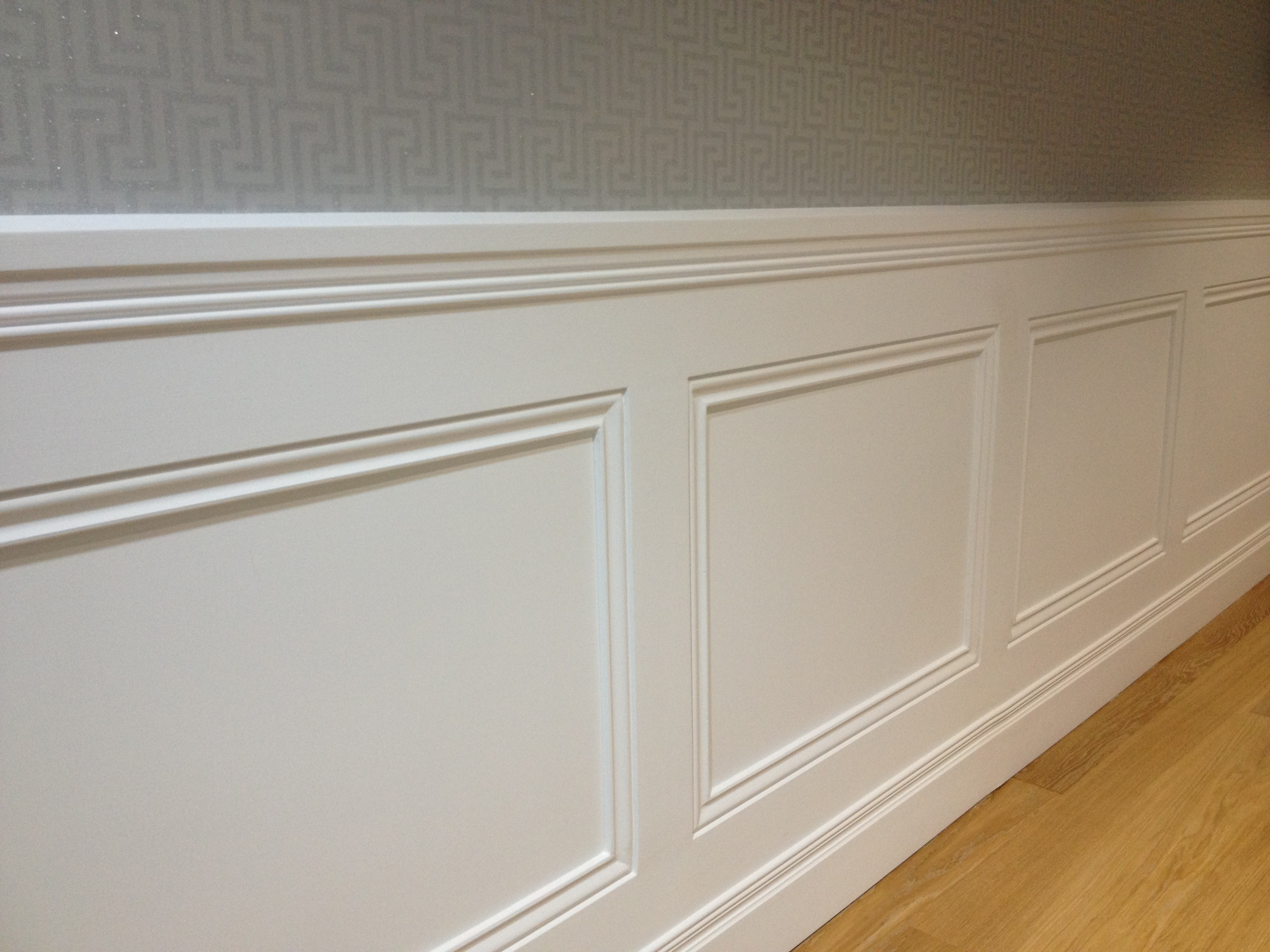 Wainscoting Good Looking